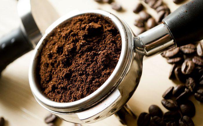 Спитой кофе