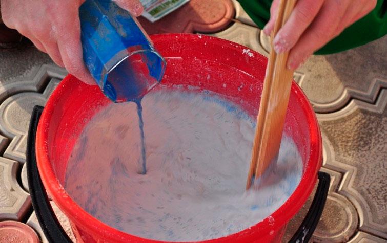 Медный купорос обработка древесины