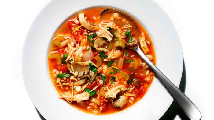 Кипрский суп