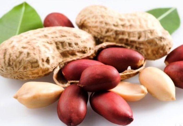 Виды и сорта арахиса