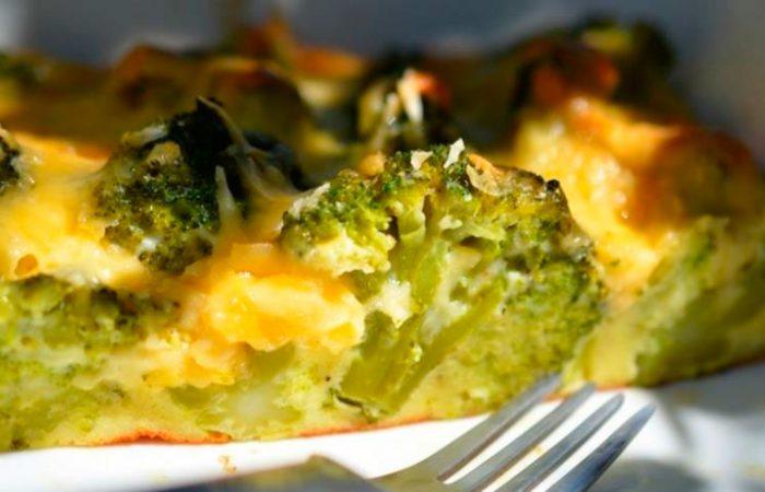 Рецепты блюд из брокколи для здоровья