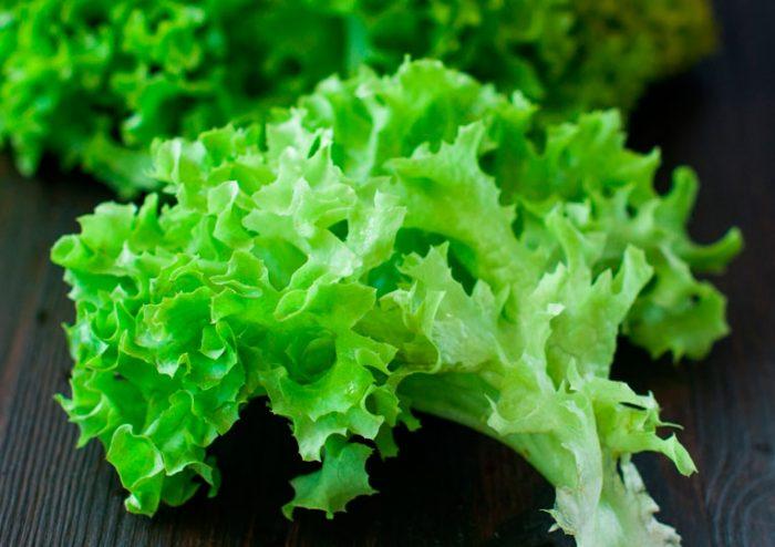 Лечебные свойства салата